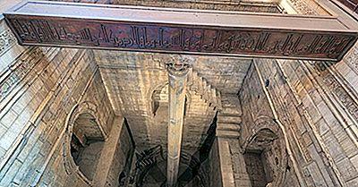 Gamle Egyptere Brukte Nilometeret Til Å Forutsi Flom