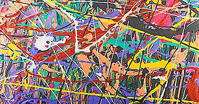 Movimentos De Arte Ao Longo Da História: Expressionismo Abstrato