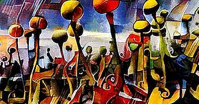 Kunstbevegelser Gjennom Historien: Fargefeltmaleri