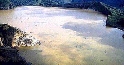 El Lago Más Mortal En El Planeta