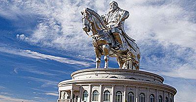 Știați Că Forțele Lui Genghis Khan Probabil Au Ucis Mai Mulți Oameni Decât Cei Ai Lui Hitler?