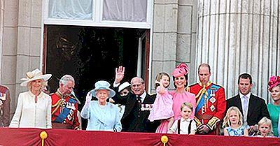 Les Membres De La Famille Royale Ont-Ils Des Noms De Famille?
