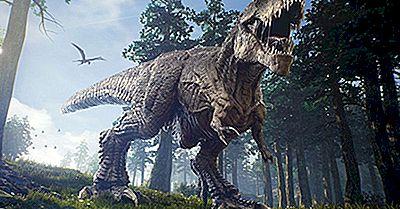 Fatos Tiranossauro Rex: Animais Extintos Do Mundo