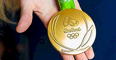 Di Cosa Sono Truccate Le Medaglie Olimpiche?