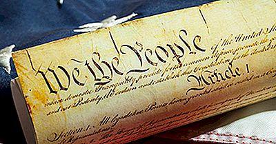 Quali Sono Le Regole Per Diventare Presidente Degli Stati Uniti?