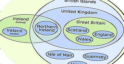 Qual É A Diferença Entre O Reino Unido, A Grã-Bretanha E A Inglaterra?