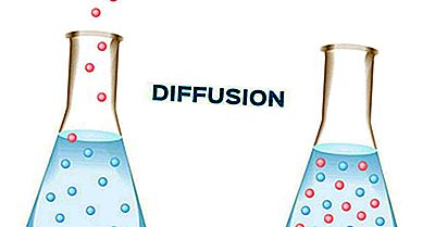 Hva Er Diffusjon?