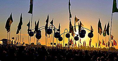 O Que É O Festival De Glastonbury?