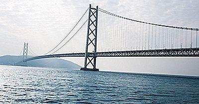 ¿Cuál Es El Puente Colgante Más Largo Del Mundo?