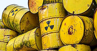 Ce Este Deșeurile Radioactive?