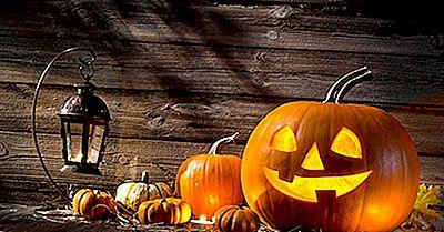 Hvor Har Halloween Opprinnelse?