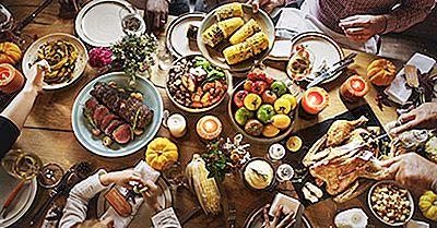 Hvorfor Feirer Folk Thanksgiving?