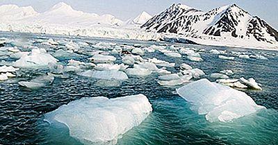 Varför Går Ice Float?
