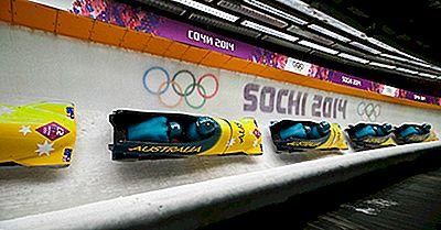 Juegos Olímpicos De Invierno: Bobsleigh