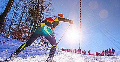 Jocurile Olimpice De Iarnă: Schi Fond