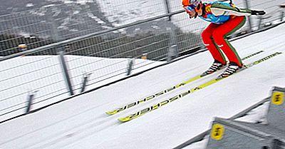 Juegos Olímpicos De Invierno: Salto De Esquí