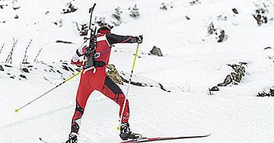 Jogos Olímpicos De Inverno: O Que É Um Biatlo?