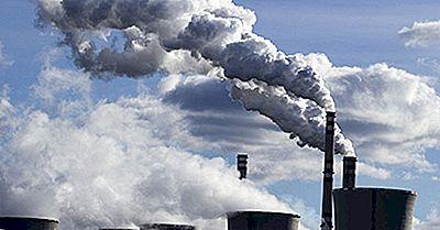 15 Länder Mest Beroende Av Kol För Energi