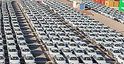 Os 20 Maiores Países Exportadores De Automóveis Do Mundo
