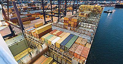 Maiores Exportações Da África