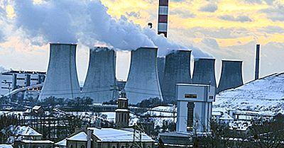 Le Più Grandi Industrie In Polonia