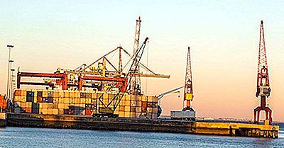 Cele Mai Mari Industrii Din Portugalia