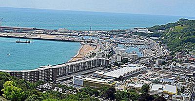 Los Puertos Internacionales Más Ocupados Por Tráfico De Pasajeros En El Reino Unido