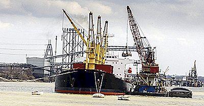 Cele Mai Aglomerate Porturi Din Statele Unite