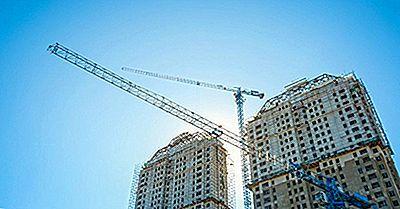 Țările Care Se Confruntă Cu Un Boom Al Construcțiilor
