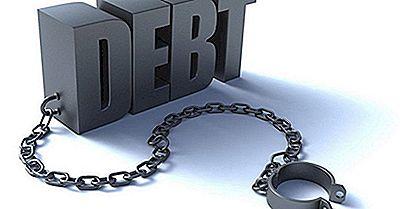 Landen Met De Meeste Externe Schulden