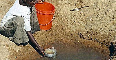Países Con La Peor Infraestructura De Suministro De Agua