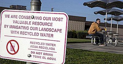 Paesi Con La Peggiore Produzione D'Acqua