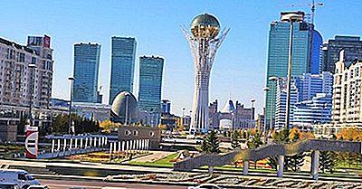 A Economia Do Cazaquistão