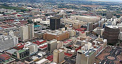 Die Wirtschaft Von Südafrika