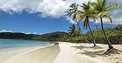 Die Wirtschaft Der Amerikanischen Jungferninseln