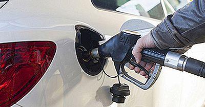 Gaspriser Rundt Om I Verden