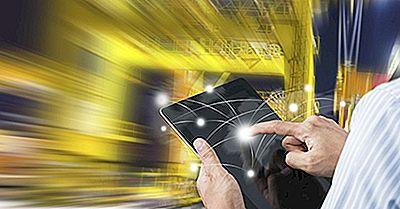 Esportazioni Globali Ad Alta Tecnologia Per Paese