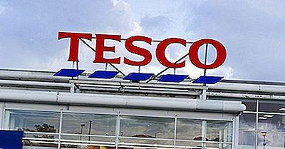 Las Cadenas De Supermercados Más Grandes En El Reino Unido