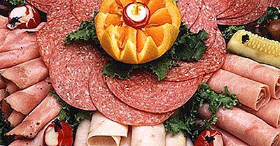 Führende Exporteure Von Gesalzenem, Gebeiztem Und Getrocknetem Fleisch