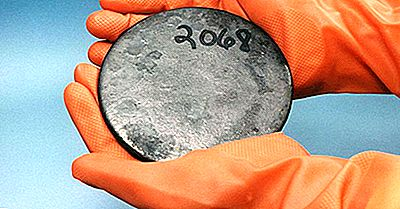Die Führenden Uran Verbrauchenden Länder Der Welt
