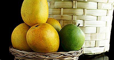 Eine Liste Wichtiger Mangosorten Und Die Länder, Aus Denen Sie Kommen