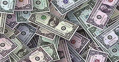 En Liste Over Nordamerikanske Valutaer