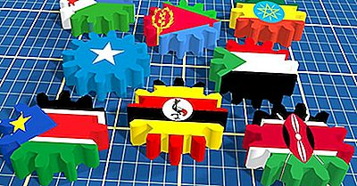 Principali Organizzazioni Economiche Regionali Dell'Africa