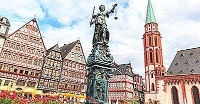 De Rikaste Städerna I Tyskland