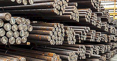 10 Principais Exportadores De Aço Para Os EUA
