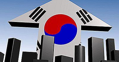 Le Prime 20 Esportazioni Della Corea Del Sud