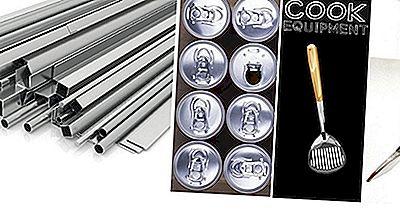 Principais Nações Produtoras De Alumínio No Mundo