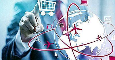 Principali Paesi Esportatori Di Servizi Commerciali