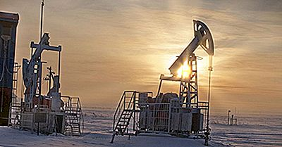 Le Migliori Nazioni Produttrici Di Petrolio In Europa