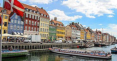 ¿Cuáles Son Las Mayores Industrias En Dinamarca?
